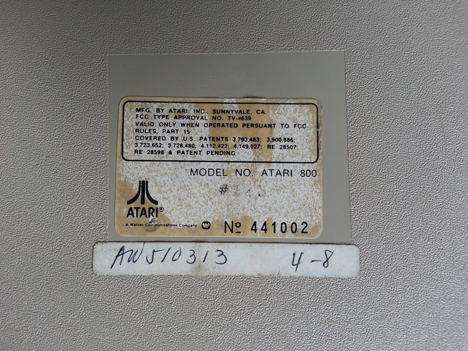 Atari 800 NTSC label.jpg