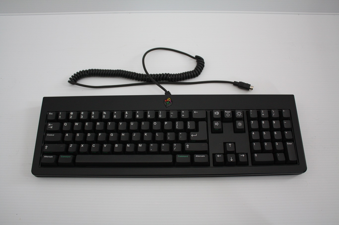 NeXT AAE and ABP - keyboard top