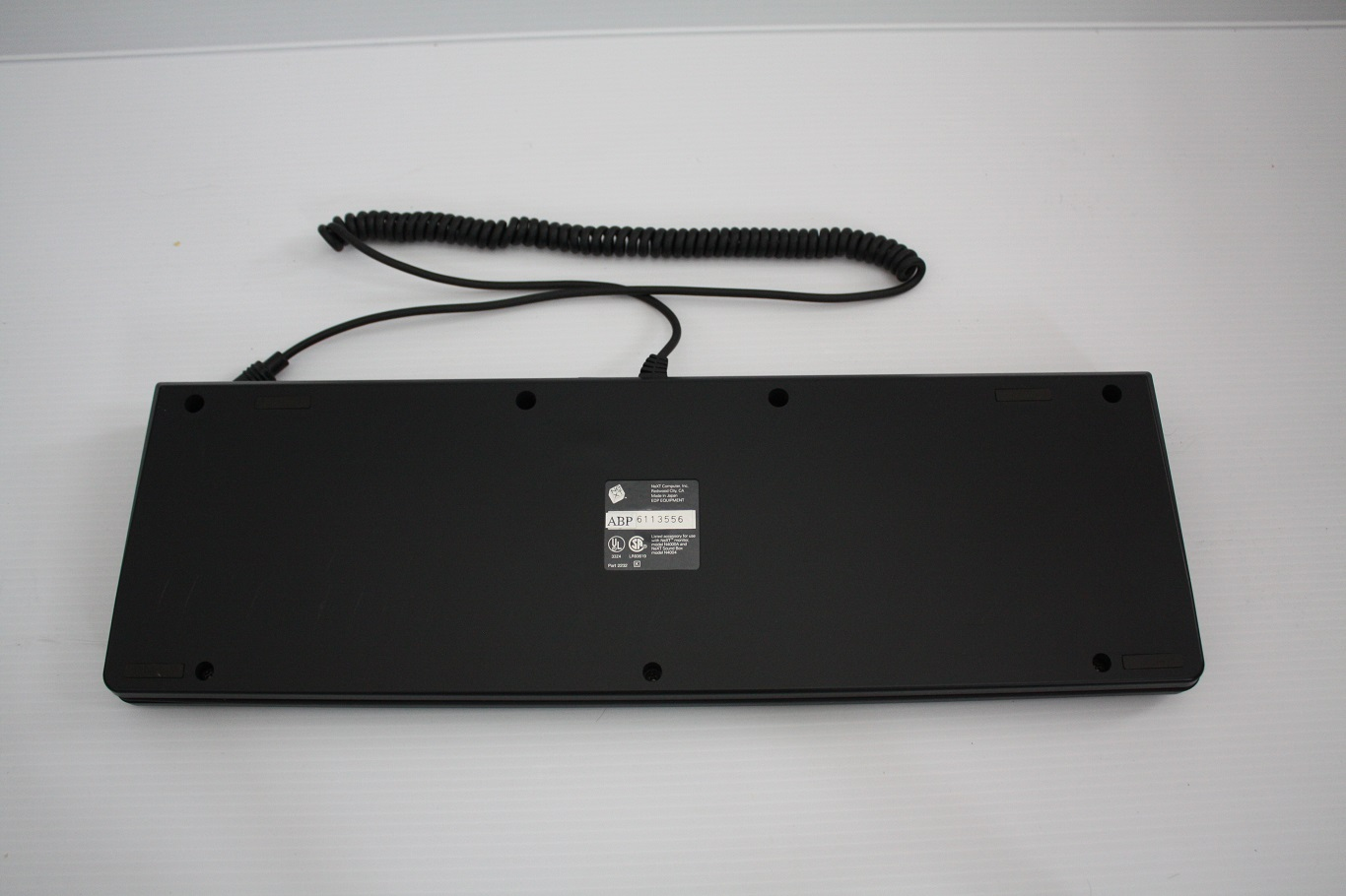 NeXT ABP - keyboard case back