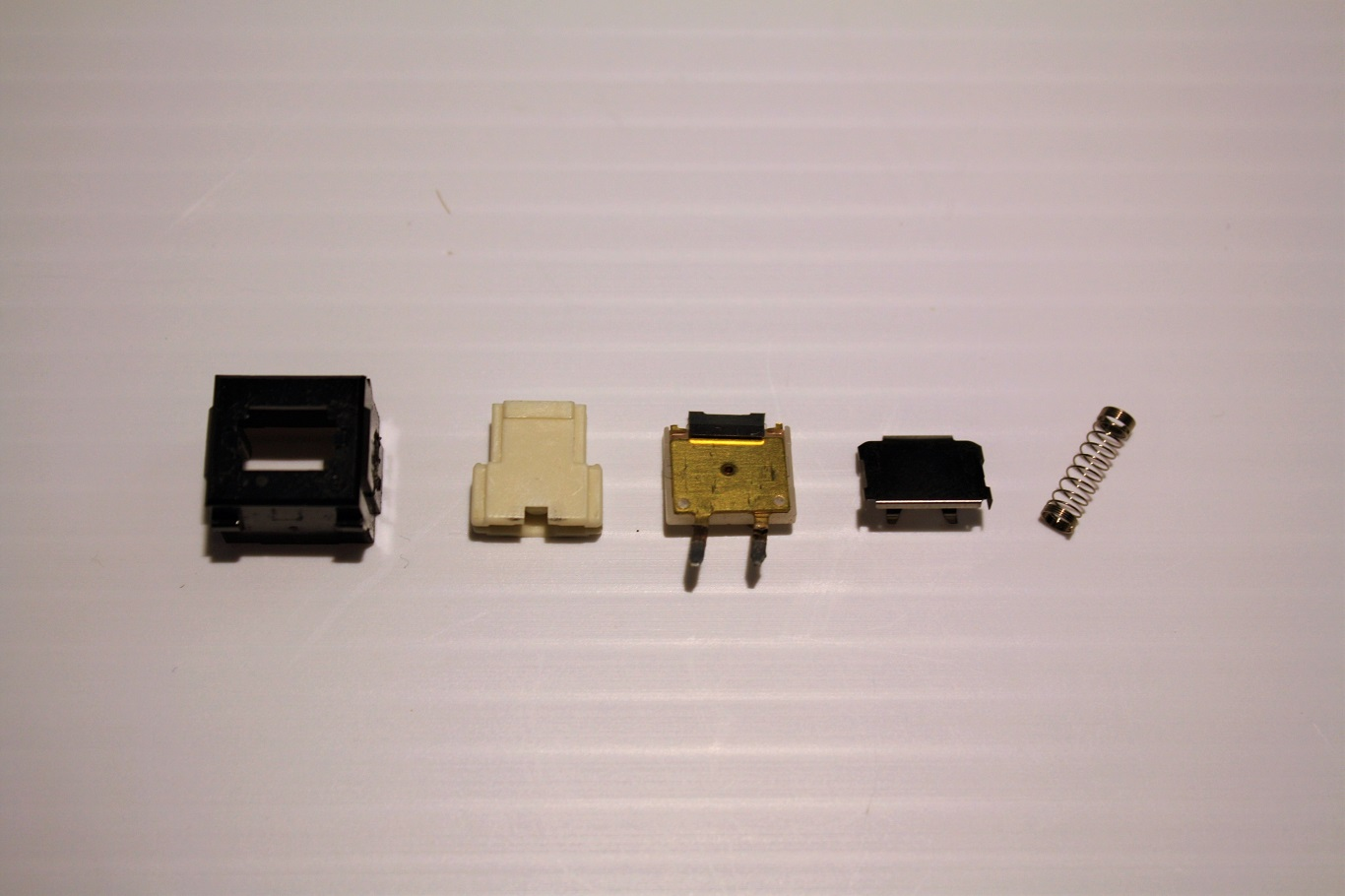 NeXT Non-ADB - AAE Alps key switch parts side B