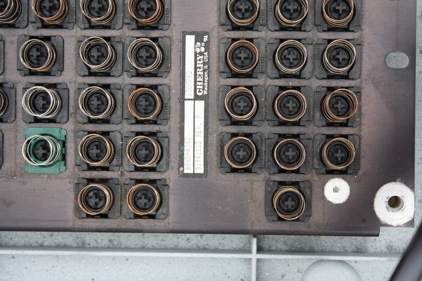 Cherry Terminal Keyboard - solid state capacitive switches.jpg