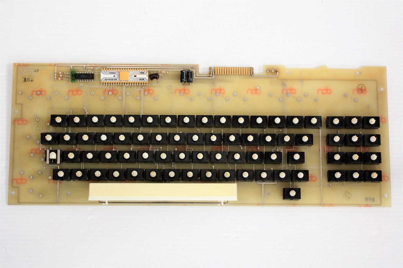 Unknown Stackpole - key caps removed