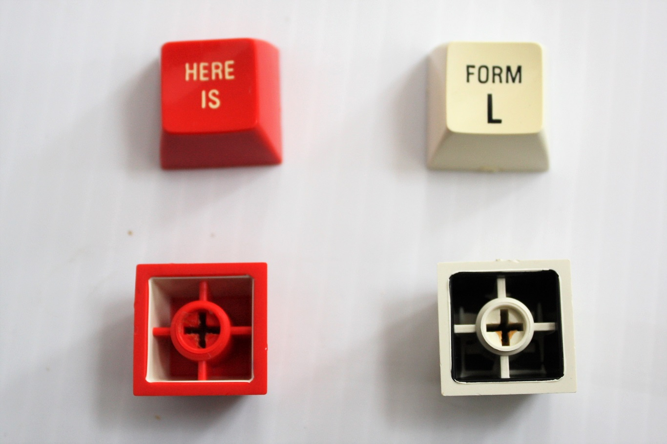 Unknown Stackpole - key caps