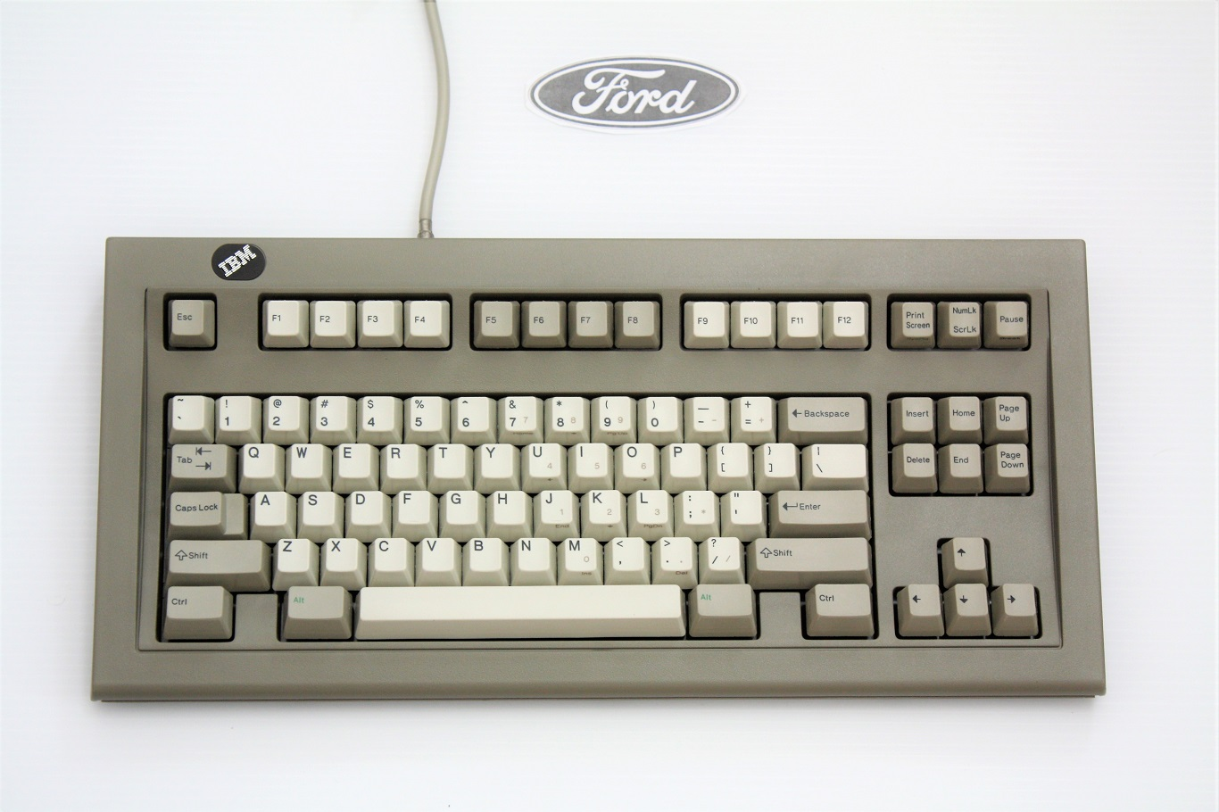 IBM INDY SSK - Ford Lexmark 41G3600 keyboard.JPG