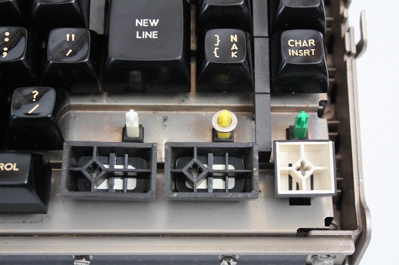 Teletype 40K 103 RCB - underside of key caps.JPG