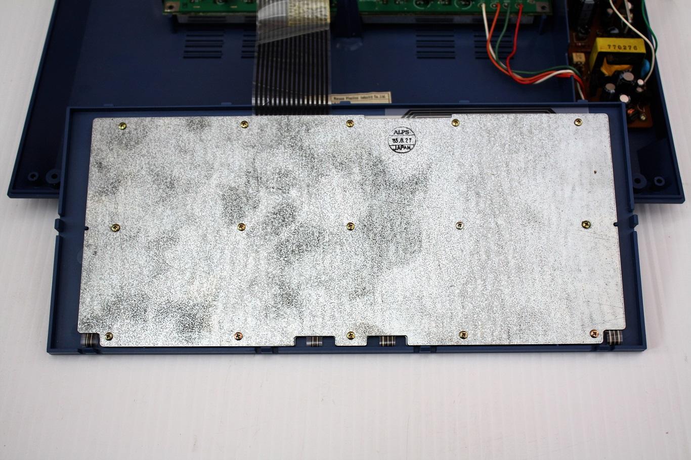 Tomy Tutor - keyboard backplate.JPG