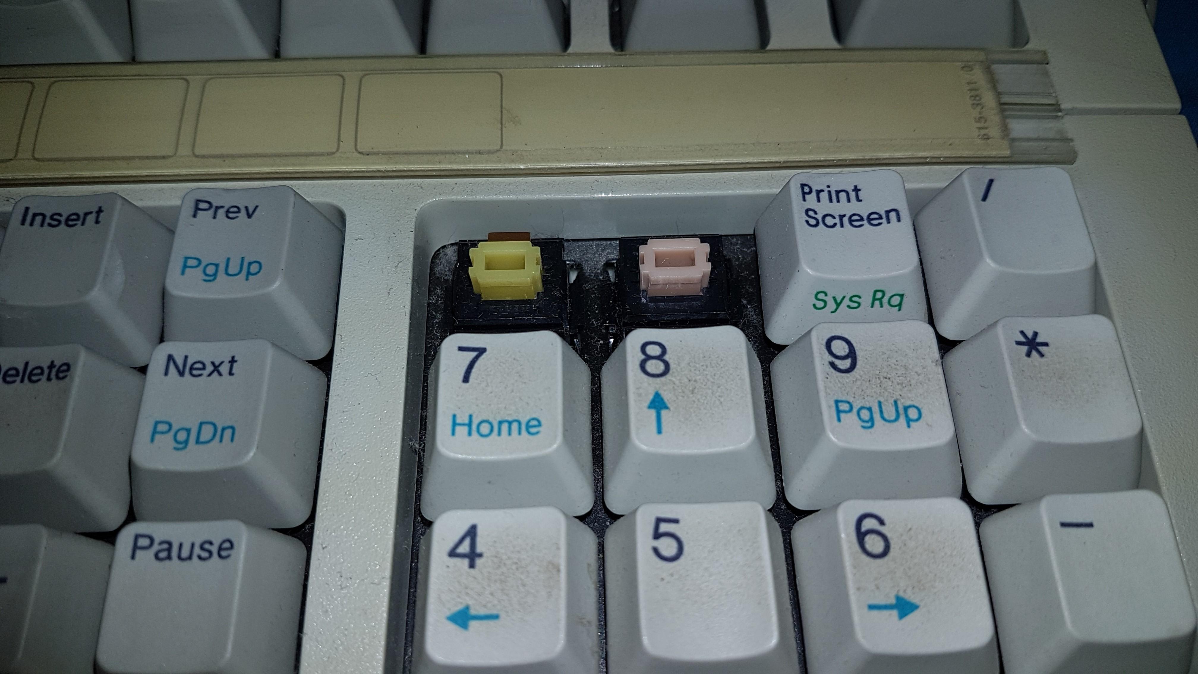 NumPad, Dirty.jpg