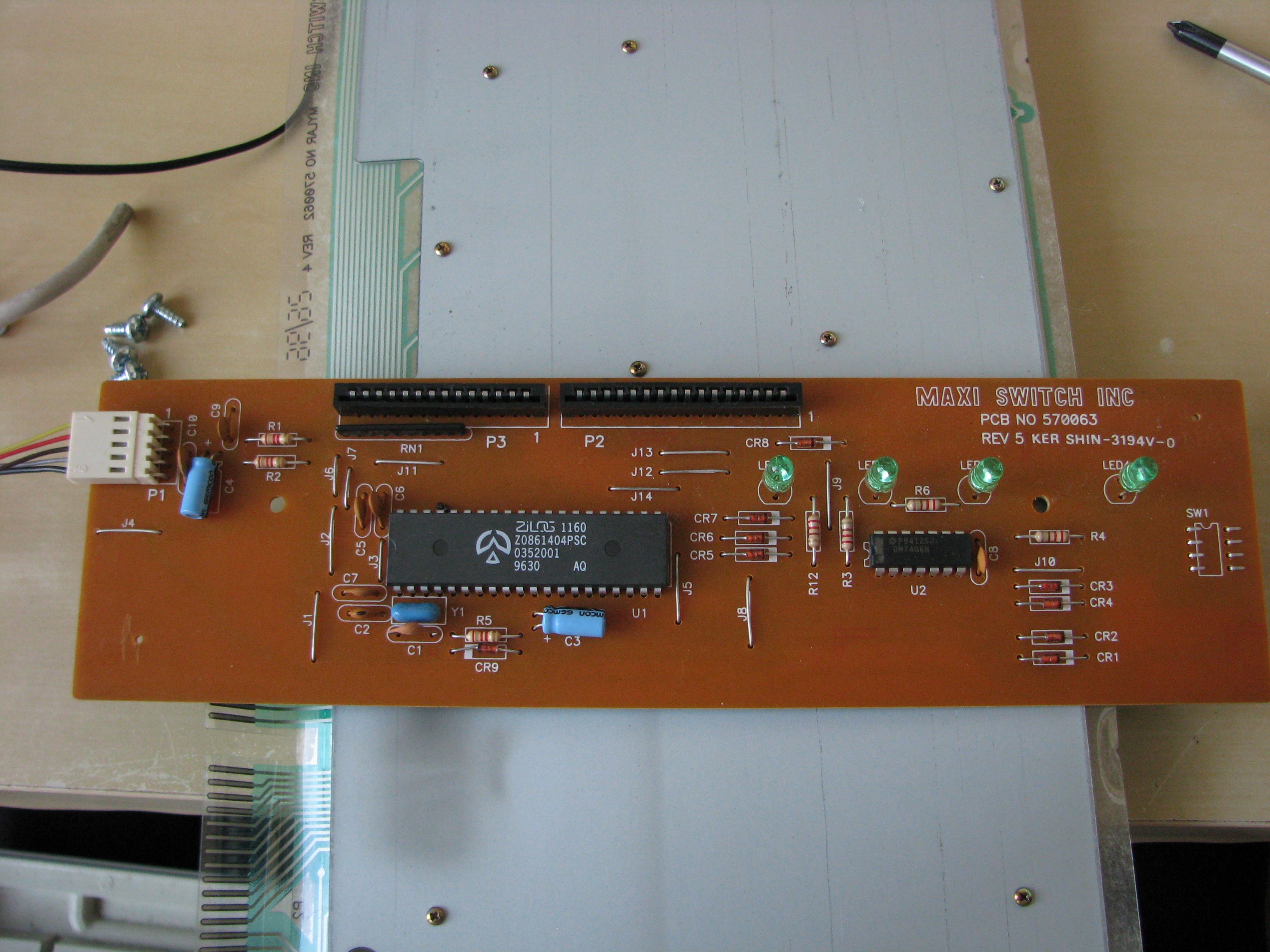 Mainboard with chipset