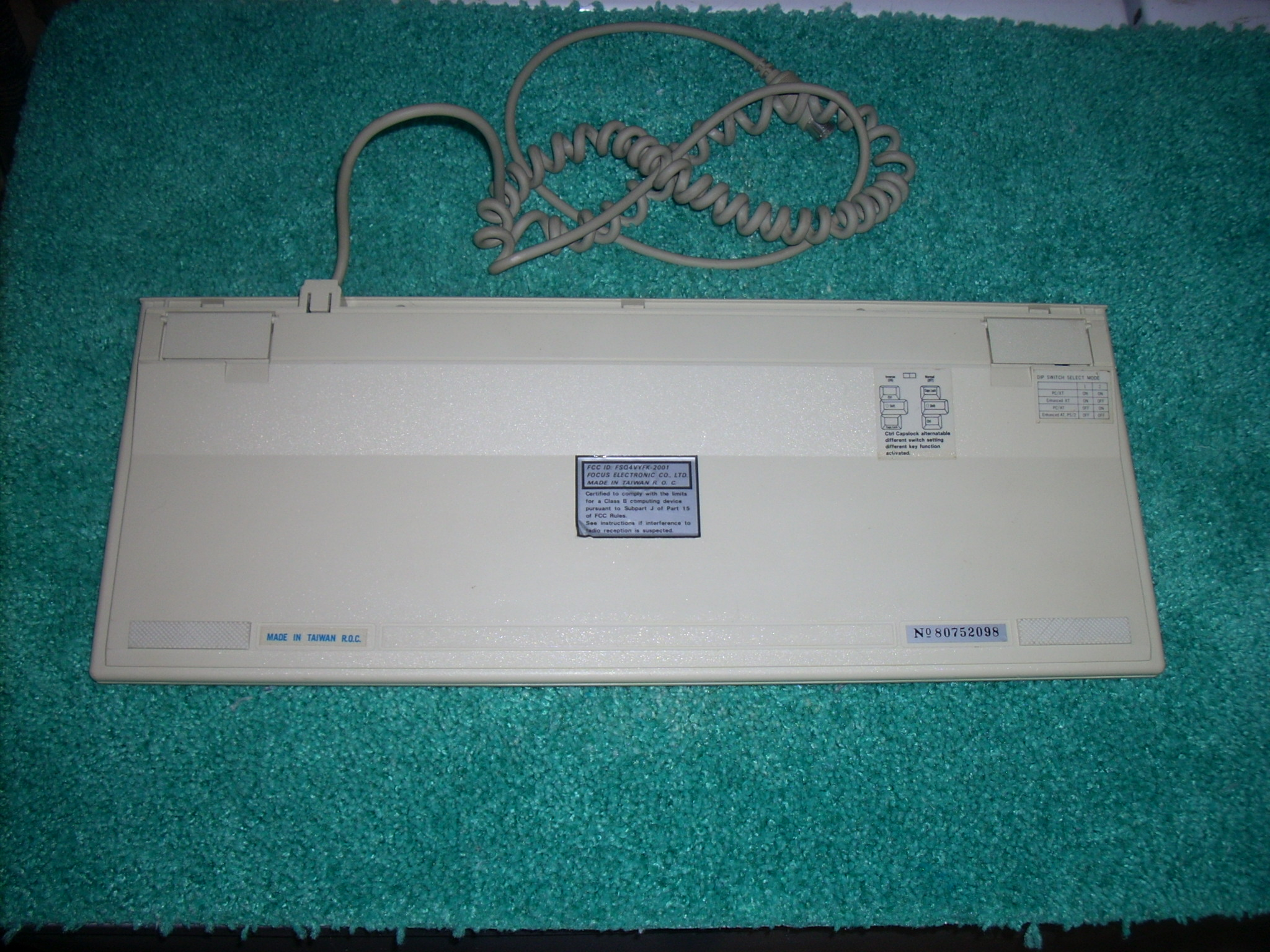 bottom side