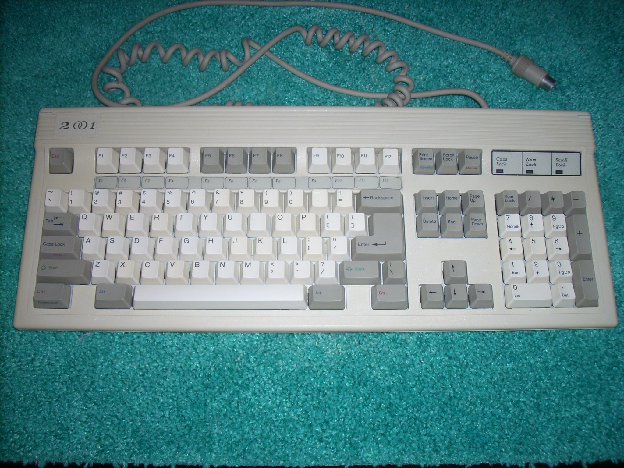 yellowed FK-2001