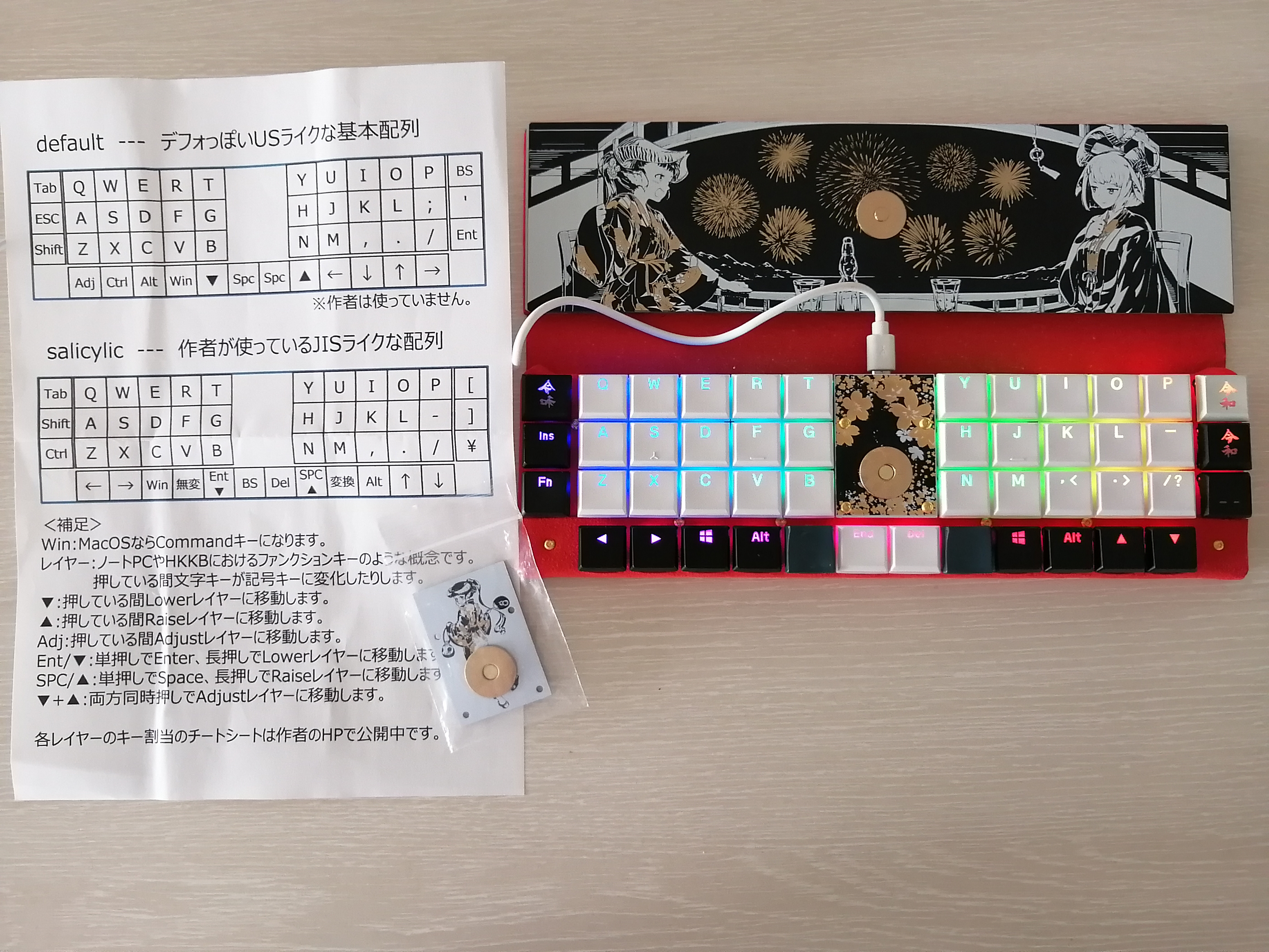Low Profile Keyboard With Kailh Choc Switch.jpg