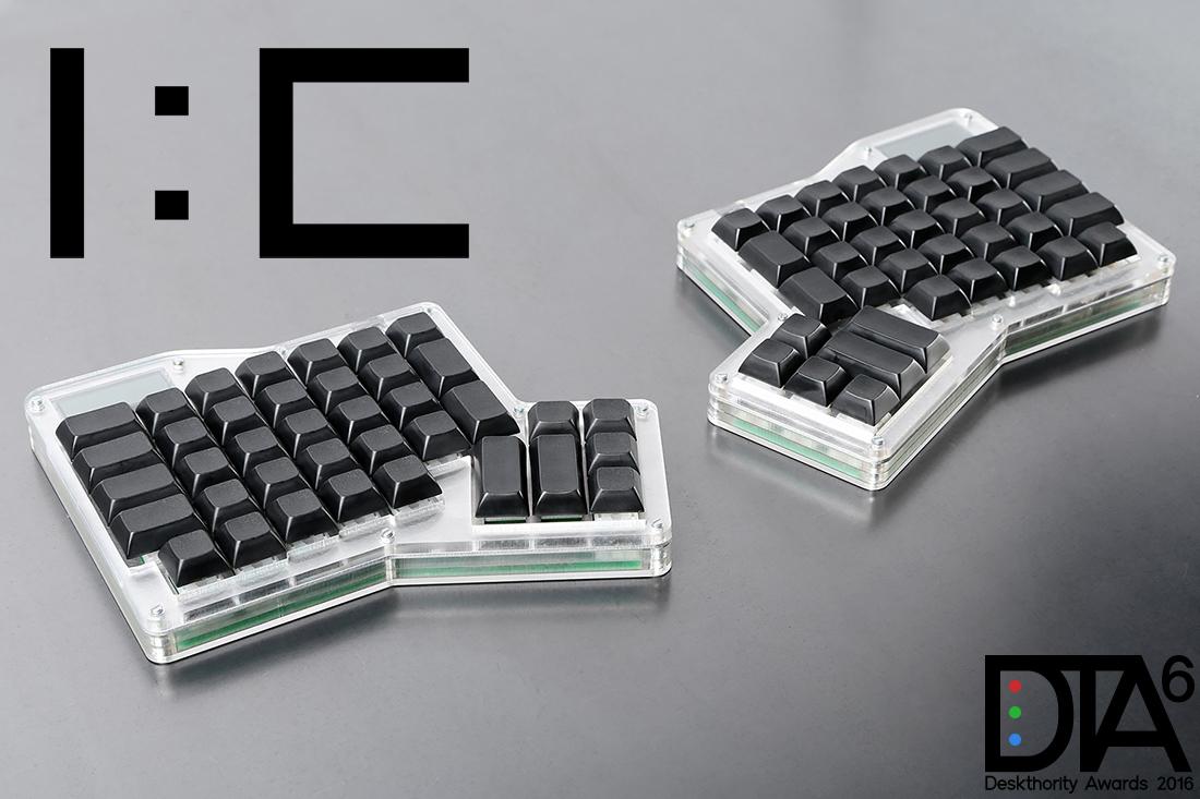 infinity ergodox. [dta news] win an infinity ergodox keyboard from input club s