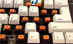 Vintage Apple M0116 Adb Keyboard For Mac